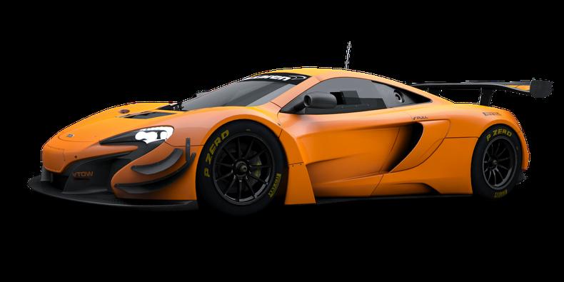 mclaren 650s gt3 - store - raceroom racing experience
