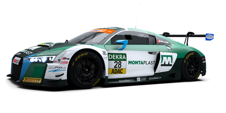 Montaplast by Land-Motorsport - #28