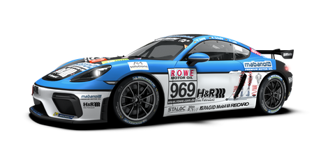 Mühlner Motorsport SPRL - #969