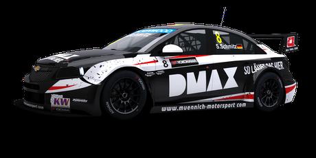 Munnich Motorsport - #8