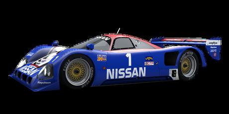 Nissan Motorsport - #1