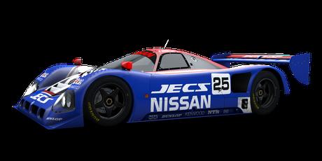 Nissan Motorsport - #25