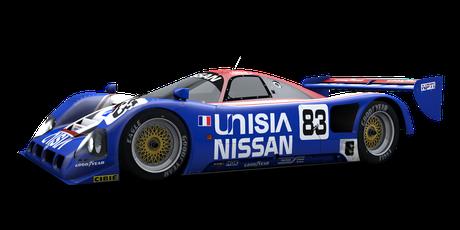 Nissan Motorsport - #83