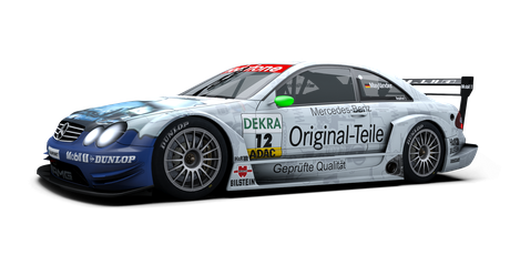 Persson Motorsport - #12