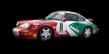 Porsche Motorsport - #11