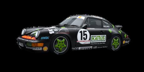Porsche Motorsport - #15