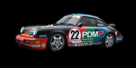 Porsche Motorsport - #22
