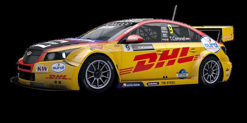 Chevrolet RML Cruze TC1 2016
