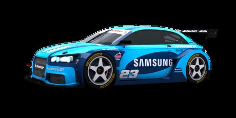Samsung Motorsports - #23