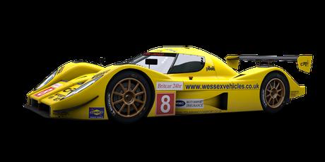 Toleman Motorsports - #08