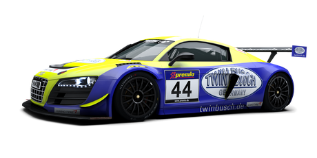 Twin Busch Motorsport - #44