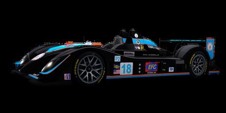 Van der Steur Racing 06 - #18