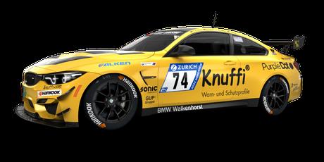 Walkenhorst Motorsport - #74