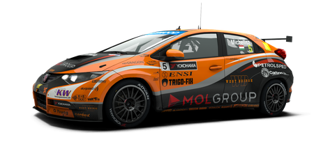 Zengo Motorsport - #5