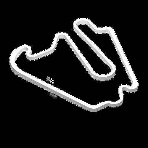 EuroSpeedway Lausitz - Grand Prix Course