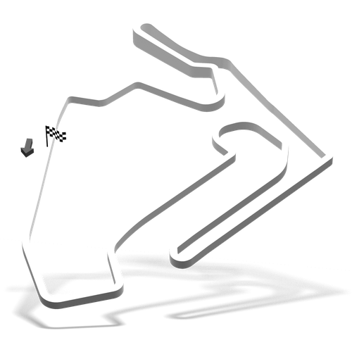 Full circuit no chicane
