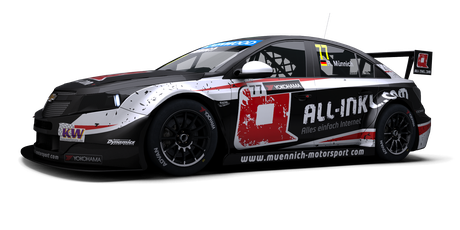 All-Inkl.com Munnich Motorsport - #77