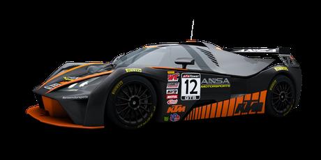 ANSA Motorsports - #12