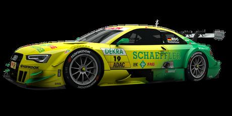Audi Sport Team Phoenix - #19
