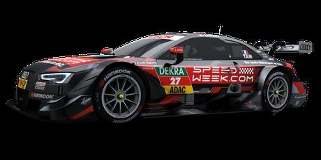 Audi Sport Team Rosberg - #27