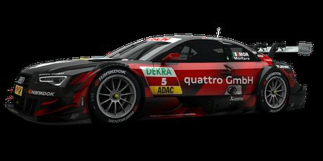 Audi Sport Team Rosberg - #5