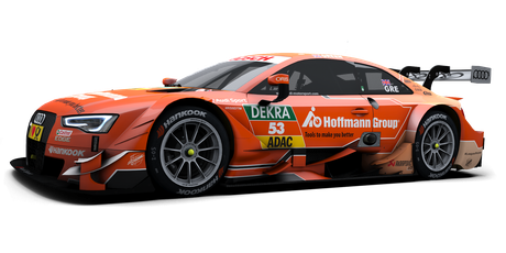 Audi Sport Team Rosberg - #53