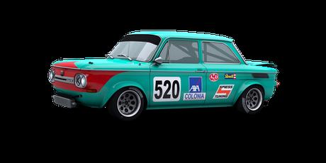 Bartolome Racing - #520