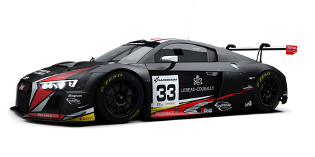 Belgian Audi Club Team WRT - #33