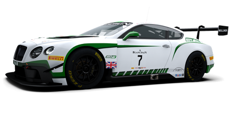 Bentley Motorsport - #07
