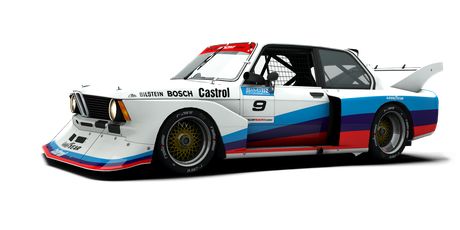 BMW 320 Turbo