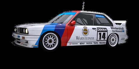 BMW M Team Schnitzer - #14