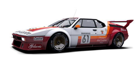 BMW M1 Team Lepitre - #61