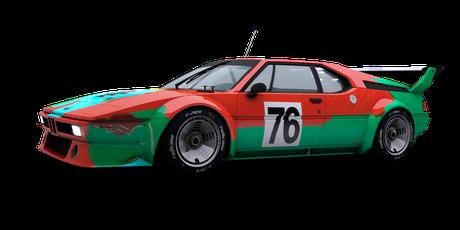 BMW Motorsport - #76