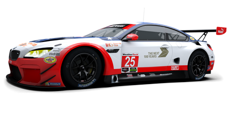 BMW Team RLL - #25