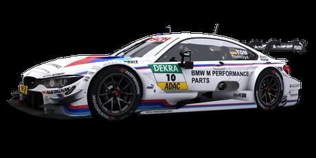 BMW Team Schnitzer - #10