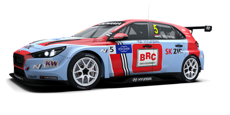 BRC Racing Team - #5