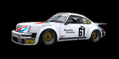 Brumos Porsche - #61