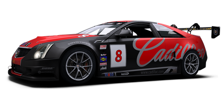 Cadillac Racing Team - #8