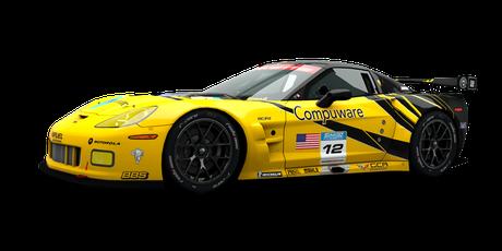 Corvette Racing - #12