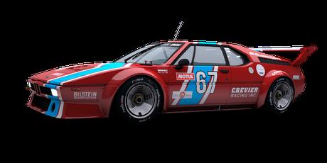 Crevier Racing - #67