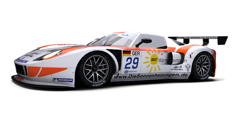 Fischer Racing - #29