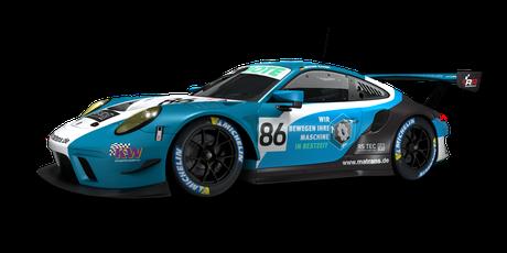 Matrans Motorsport - #86