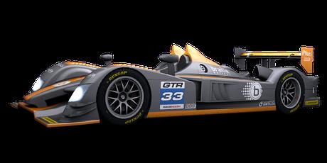 GreyMatter Racing - #33