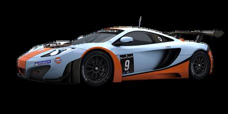 Gulf Racing - #9
