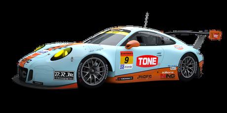 Gulf Racing JP - #9