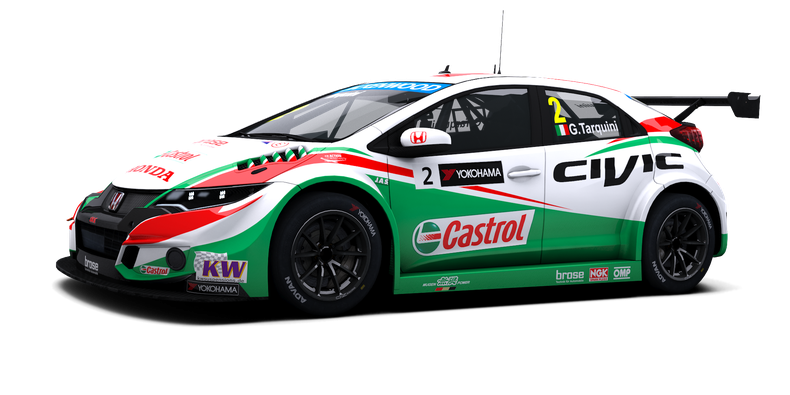Honda Civic WTCC 2015