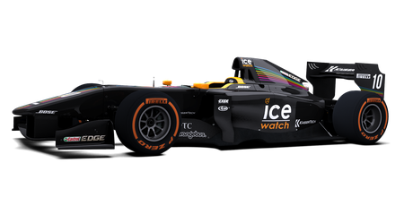 ICE Watch Racing Team - #10