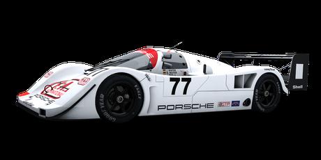 Joest Porsche Racing - #77