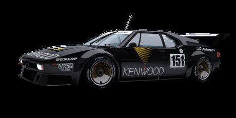 Kenwood Team MK-Motorsport - #151
