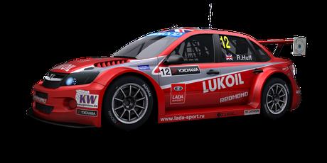 LADA Sport Lukoil - #12